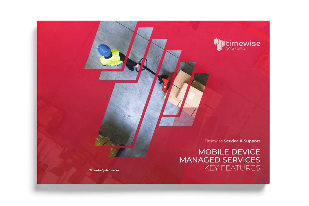 Timewise Brochure Design