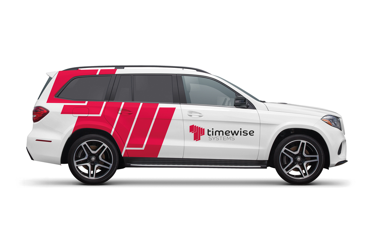 Timewise Vehicle Graphics