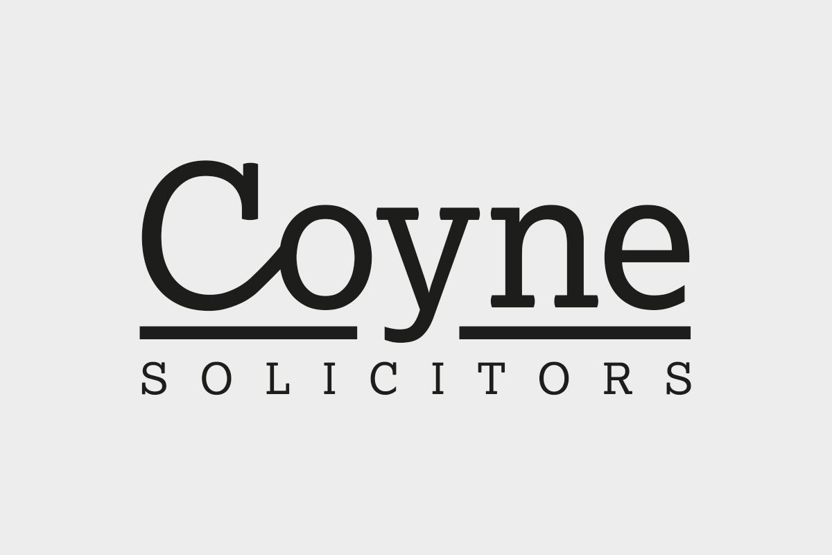 Coyne Dublin Identity Design