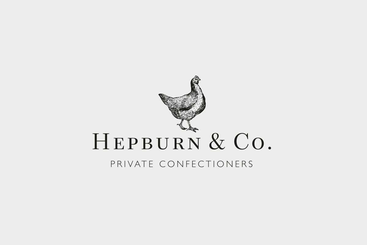 Hepburn & Co. Packaging Design