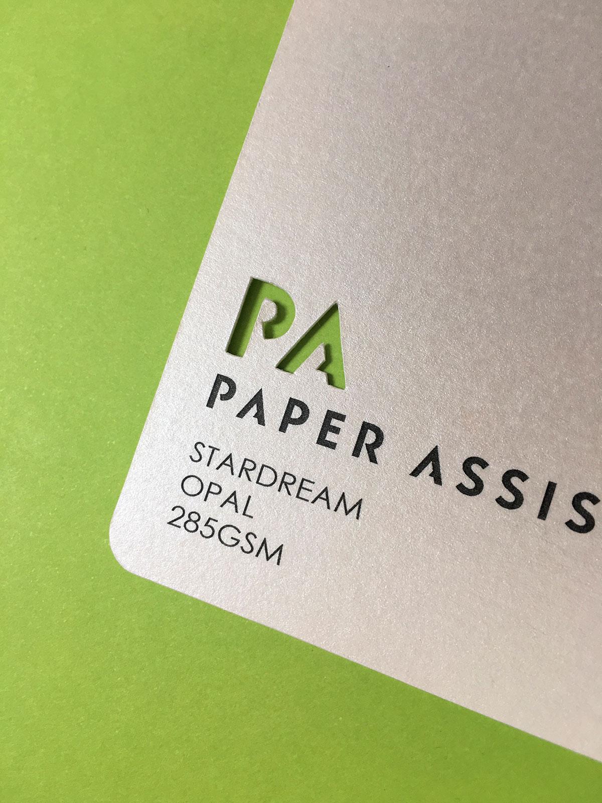 Paper Assist Dublin Packaging Design