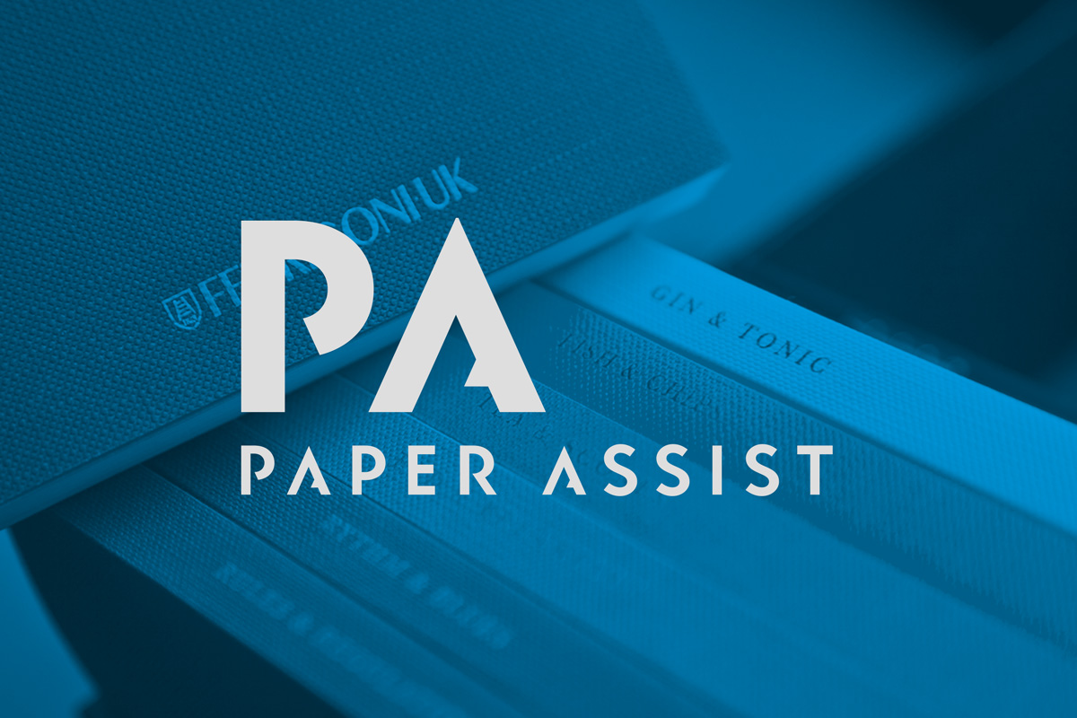 Paper Assist Brand Design Dublin