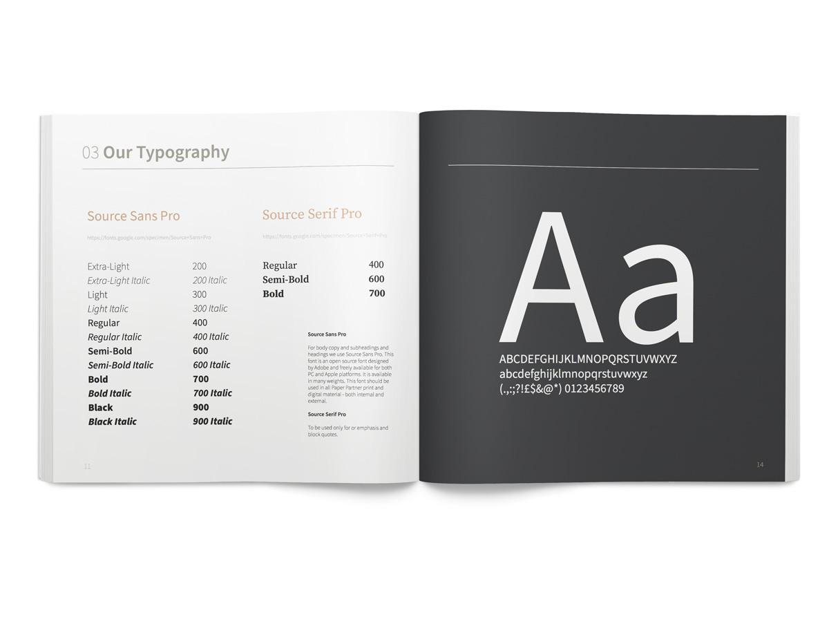 Paper Partner Dublin Brand Identity