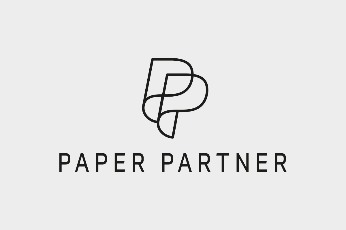 Paper Partner Ireland Brand Identity Design