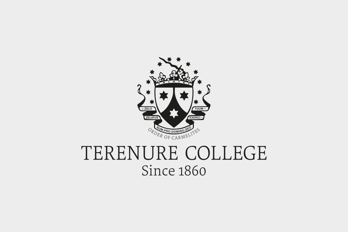 Terenure College Logo Design