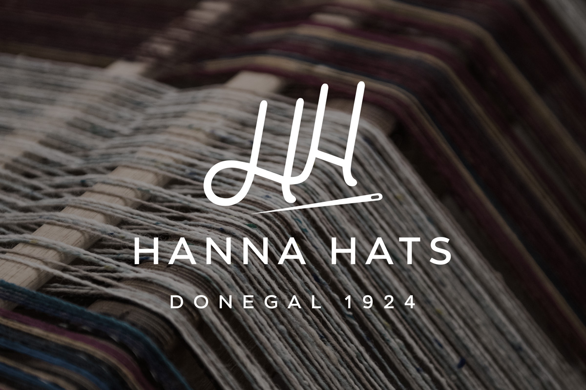 Hanna Hats Brand Design Donegal