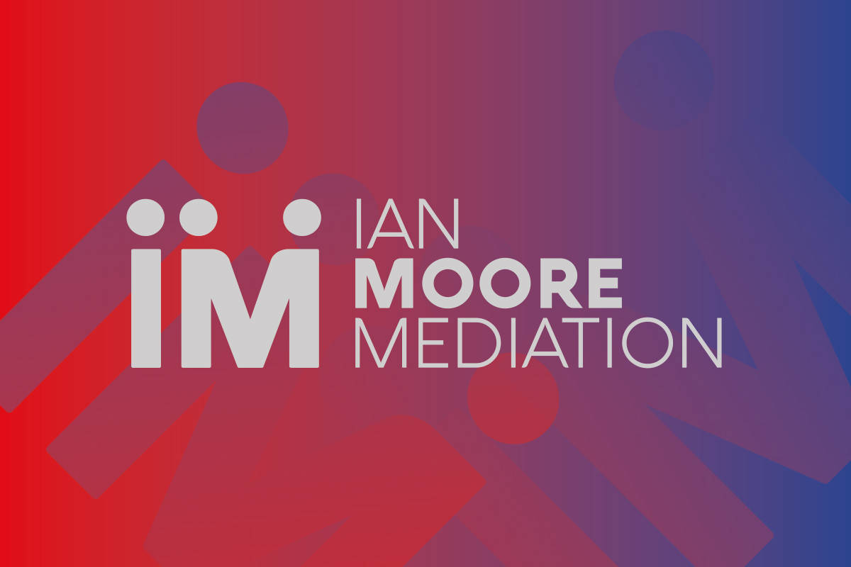 Ian Moore Mediation Logo Design Dublin