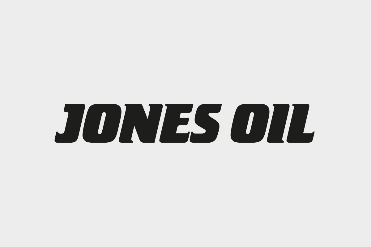 Jones Oil Brand Identity Design