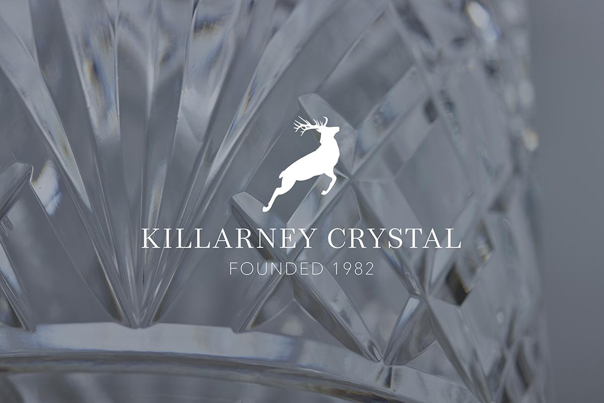 Killarney Crystal Brand Design