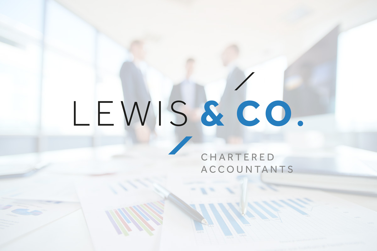 Lewis & Co. Brand Design Dublin