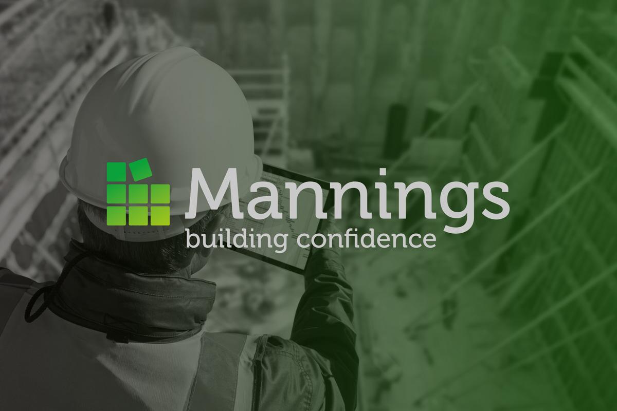Mannings Dublin Brand Design