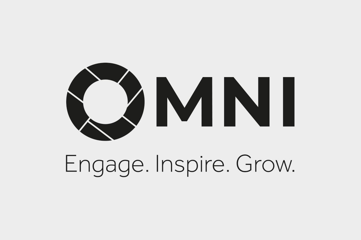 Omni PR Brand Identity Design