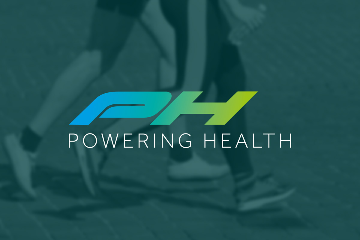 Powering Health Logo Design Dublin