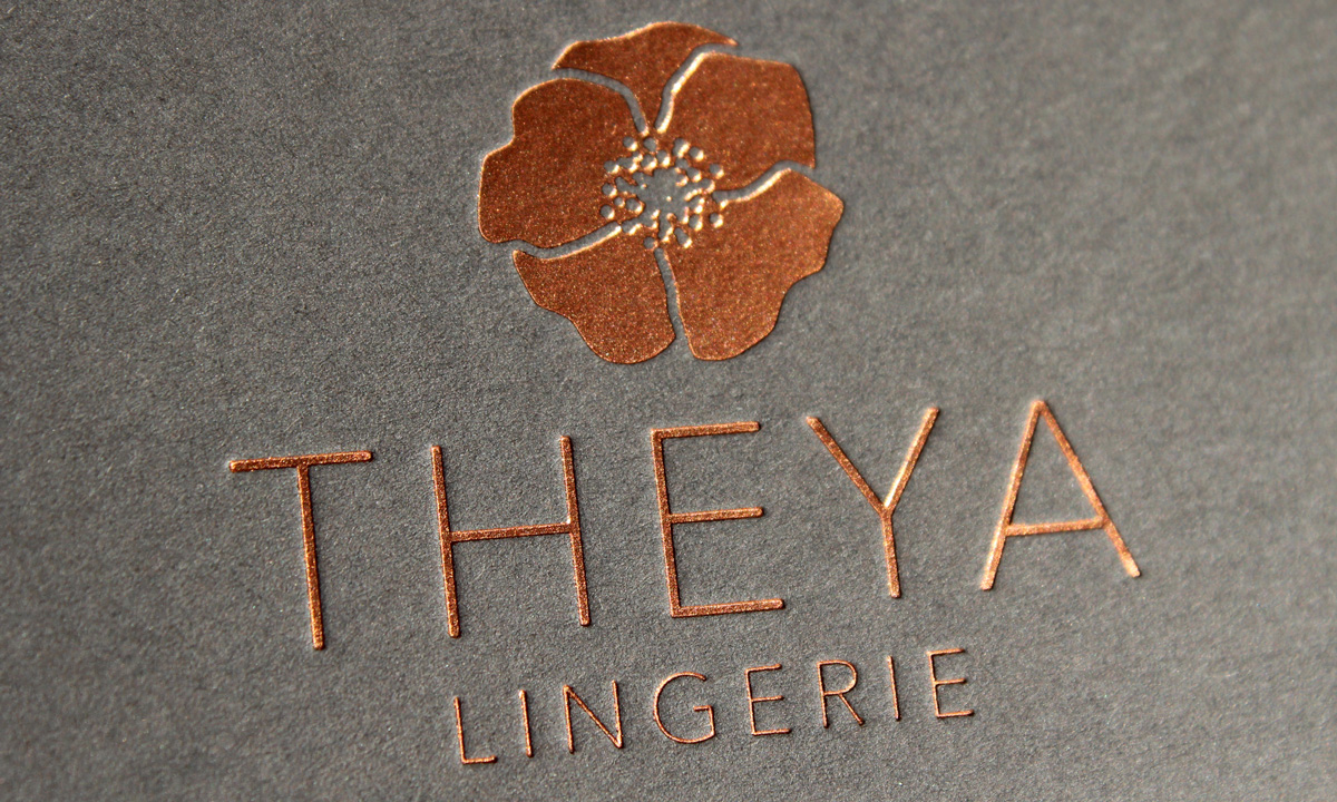 Theya Brand Packaging Design