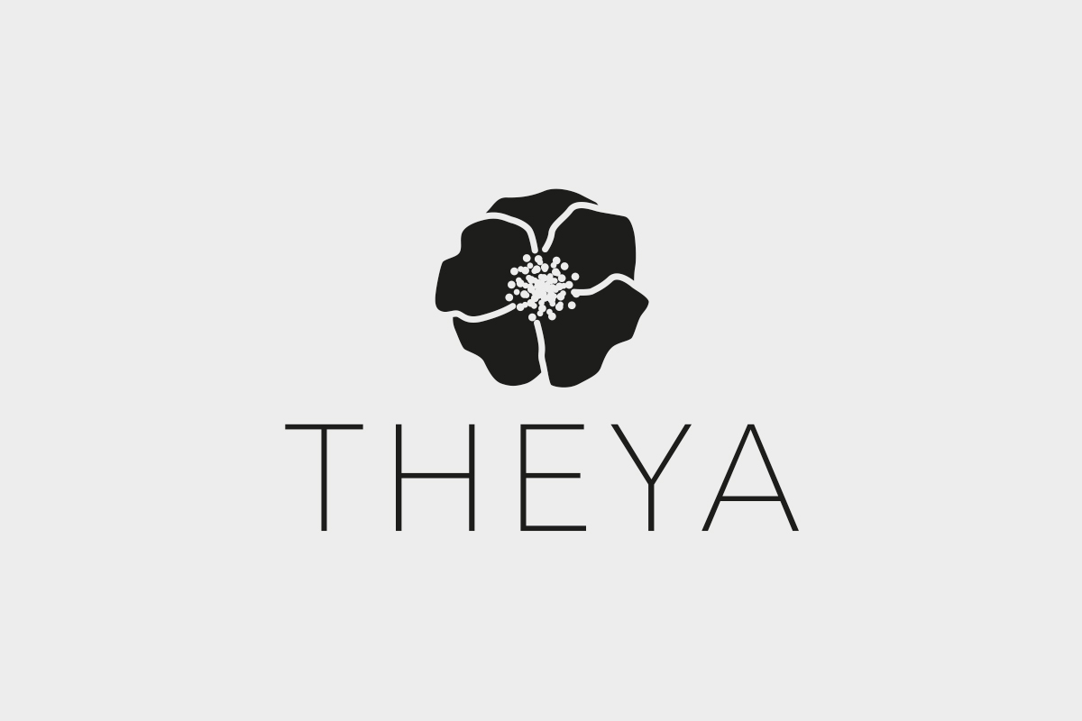 Theya Healthcare Brand Design