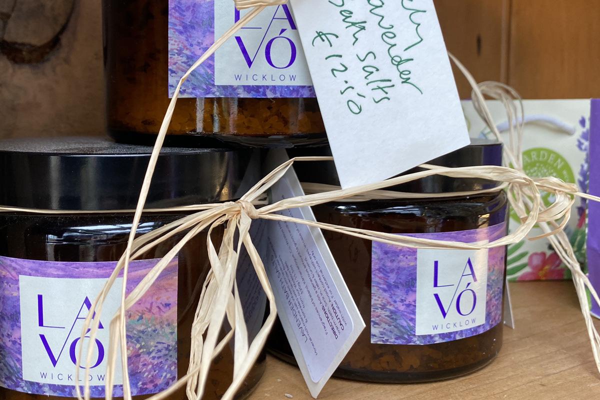 LAVÓ Packaging Design Ireland